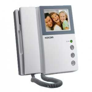 Видеодомофонные цветные мониторы