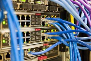 Монтаж локальной сети