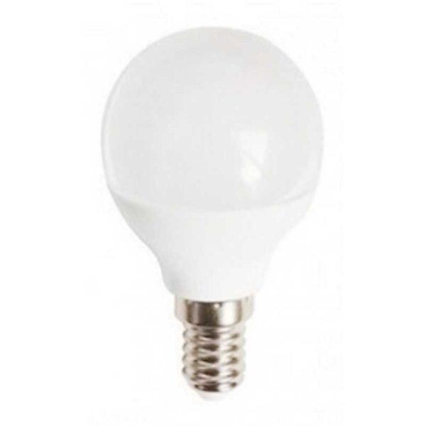 LED G45 4,5 w 230v 2700K E27