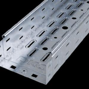 Лотки металлические перфорированные | лестничные | проволочные и аксессуары