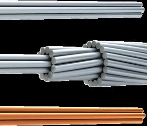 Провода неизолированные для воздушных линий передач (А|АС)