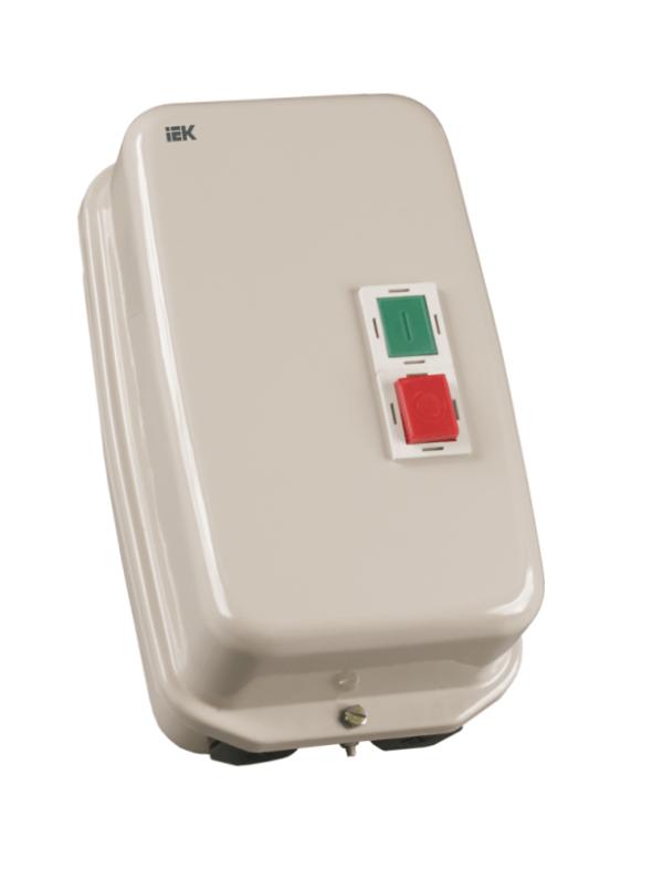 Контактор  КМИ-34062 40А 220В  IP54 (3вел в корпусе)