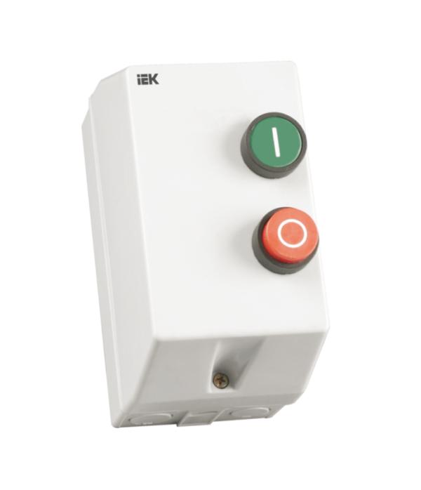 Контактор  КМИ-11860 18А 220В  IP54 (1вел в корпусе)