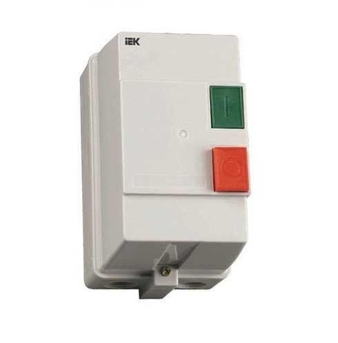 Контактор  КМИ-23260 32А 380В  IP54 (2вел в корпусе)