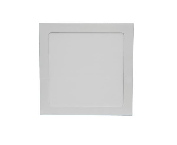 LED Спот встр. KVADRO/R 18w d225-225 6500K бел.