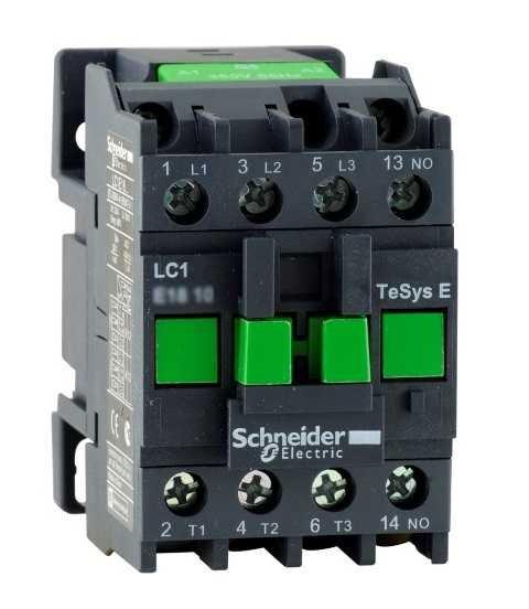 Контактор LC1E 40M5 40А 220В 50 Гц (3вел)