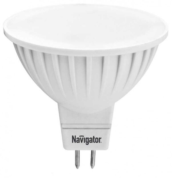 LED MR16 5w 230v 4000K GU5.3-60D NAVIGATOR (94 366) (100) NEW