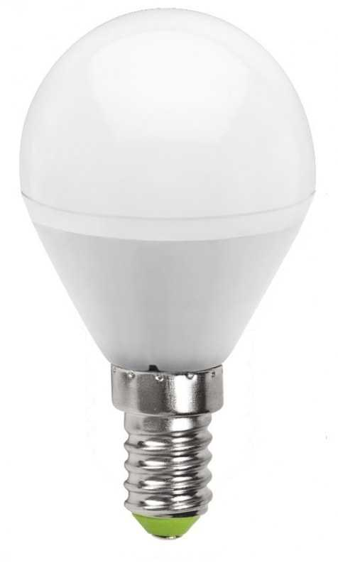 LED P-G45 5w 230v 2700K E14  NAVIGATOR (94 476) (100) NEW
