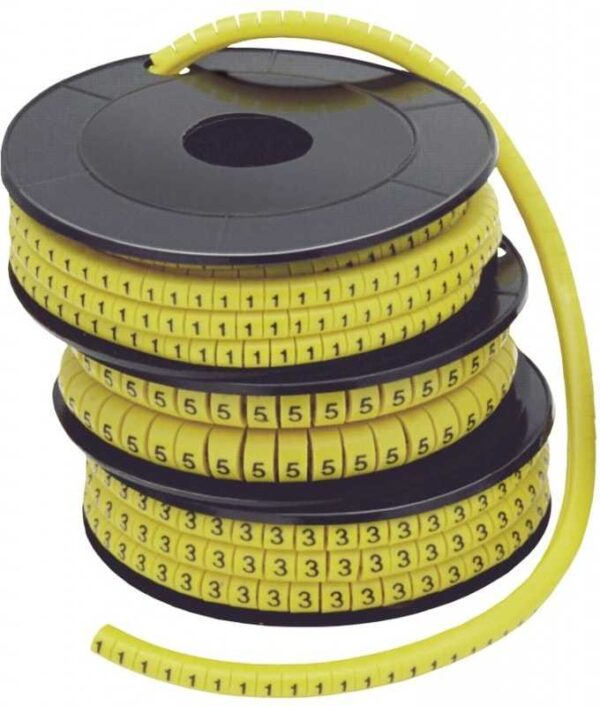 """Маркер МК1-2.5мм символ """"5"""" 1000 штролл"""