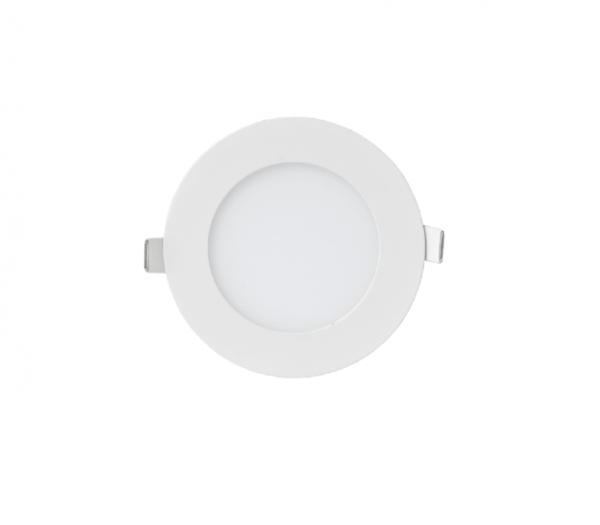 LED Спот встр. ROUND/R  7w d120 4000K бел.