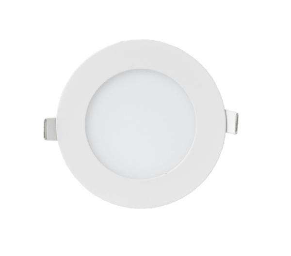 LED Спот встр. ROUND/R 18w d225 4000K бел.