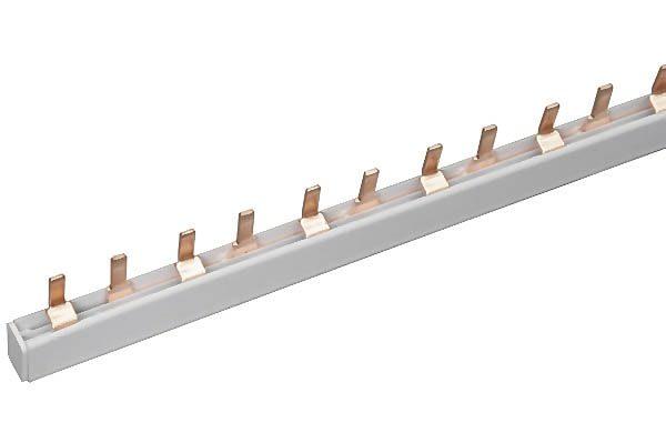 Шина соединительная PIN (штырь) 1ф 63А (1м)