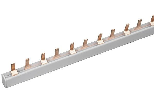 Шина соединительная PIN (штырь) 3ф 63А (22см)