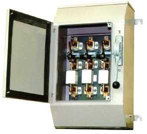Ящик ЯБПВУ -1250А с руб-ком с пред. IP 54